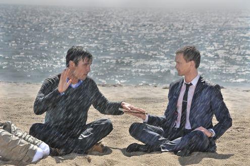 """How I Met Your Mother - Season 9 - """"The Broken Code"""" - Josh Radnor, Neil Patrick Harris"""