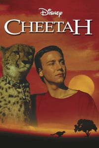 Cheetah as Ted