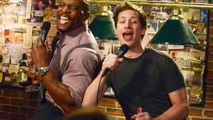 Exclusive Video: Brooklyn Nine-Nine Flashback Reveals Jake's Old Days as a Blonde!