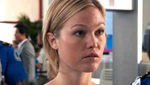 """Julia Stiles: There's Something """"Oddly Romantic"""" About Dexter and Lumen"""