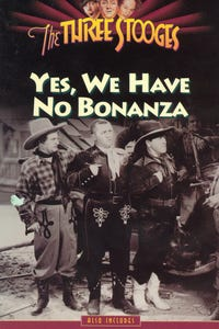 Yes, We Have No Bonanza as Curly