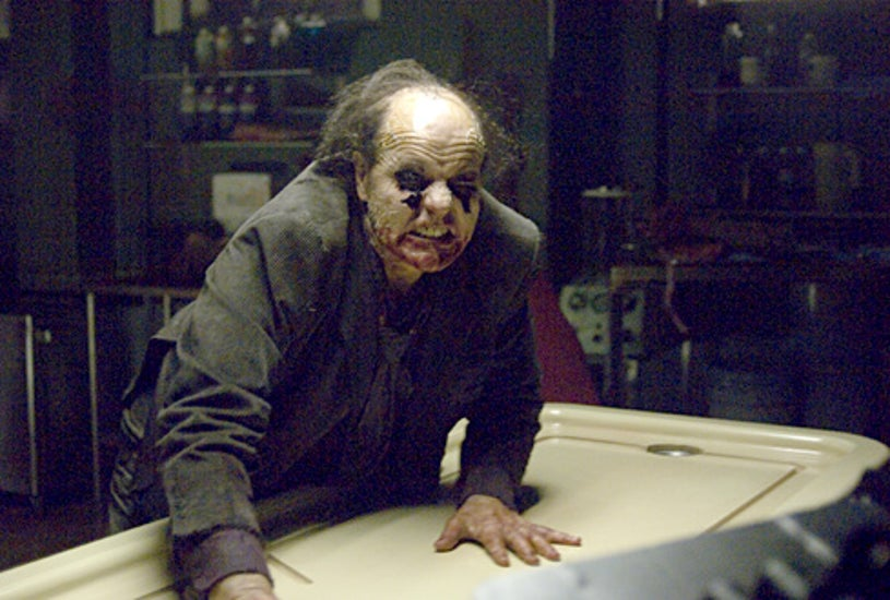 """Masters of Horror - Season 2, """"The V Word"""" - Michael Ironside as Mr. Chaney"""