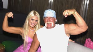 Brooke Hogan Defends Dad Hulk with a Poem