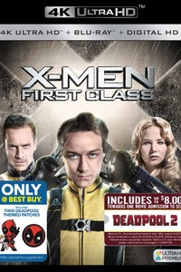 X-Men: First Class as Man in Black