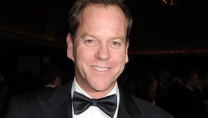 Kiefer Sutherland to Make Broadway Debut
