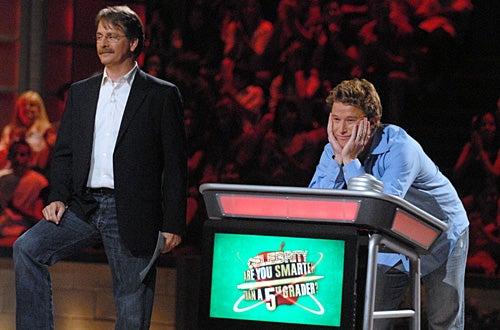 Are You Smarter Than a 5th Grader? - Season 2 - Jeff Foxworthy, Billy Bush