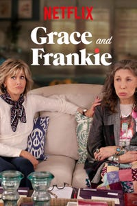 Grace and Frankie as Coyote