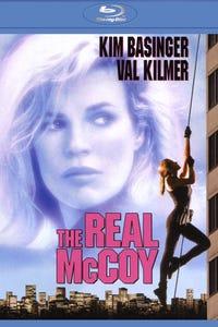The Real McCoy as Mr. Kroll