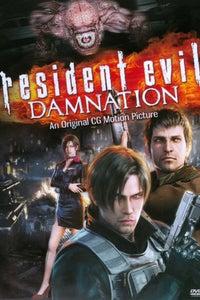 Resident Evil: Damnation as Ashley Graham
