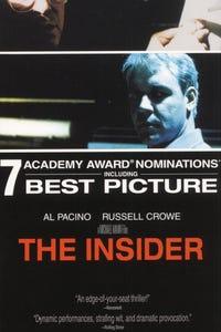 The Insider as Lowell Bergman