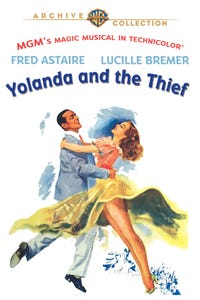 Yolanda and the Thief as Mr. Candle