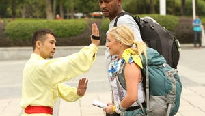 Amazing Race's Mark and Mallory: Our Communication Was Bad