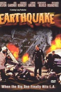 Earthquake as Mayor