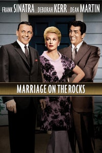 Marriage on the Rocks as Shad Nathan