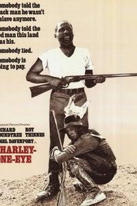 Charley-One-Eye as The Black Man