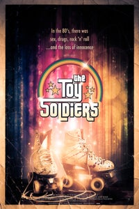 The Toy Soldiers as Mary Harris