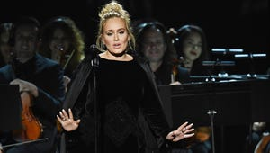 After a Rough Start, Adele Nails Tribute to George Michael With Emotional Performance