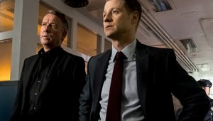 Gotham Exclusive: Gordon and Alfred Hit a Breaking Point