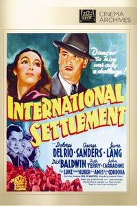International Settlement as Monte Silvers