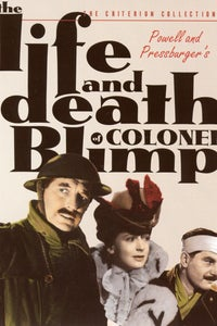 The Life and Death of Colonel Blimp as Van Reumann