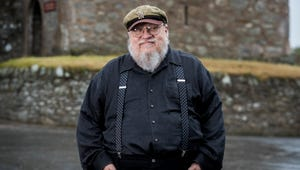George R.R. Martin Teases New Game of Thrones Ending