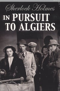 Sherlock Holmes in Pursuit to Algiers as Agatha Dunham