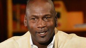 Michael Jordan Hit with Paternity Suit