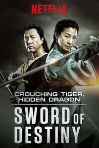 Crouching Tiger, Hidden Dragon: Sword of Destiny as Yu Shu-Lien