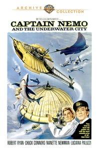 Captain Nemo and the Underwater City as Sen. Robert Fraser