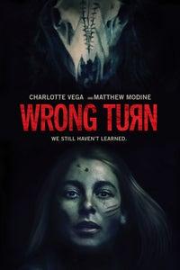 Wrong Turn as Edith