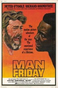 Man Friday as Friday