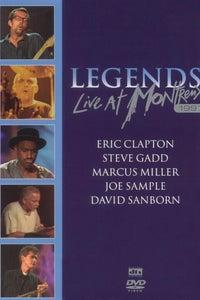 Legends: Live at Montreux 1997 as Drums