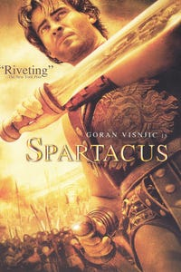 Spartacus as Agrippa