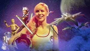 How Cyberbullies Motivated Ashley Eckstein to Make the 'Star Wars' Fandom More Inclusive
