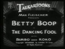 Betty Boop Cartoon, Season 1 Episode 21 image