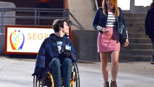First Look: Breaking Bad's RJ Mitte Visits Switched at Birth