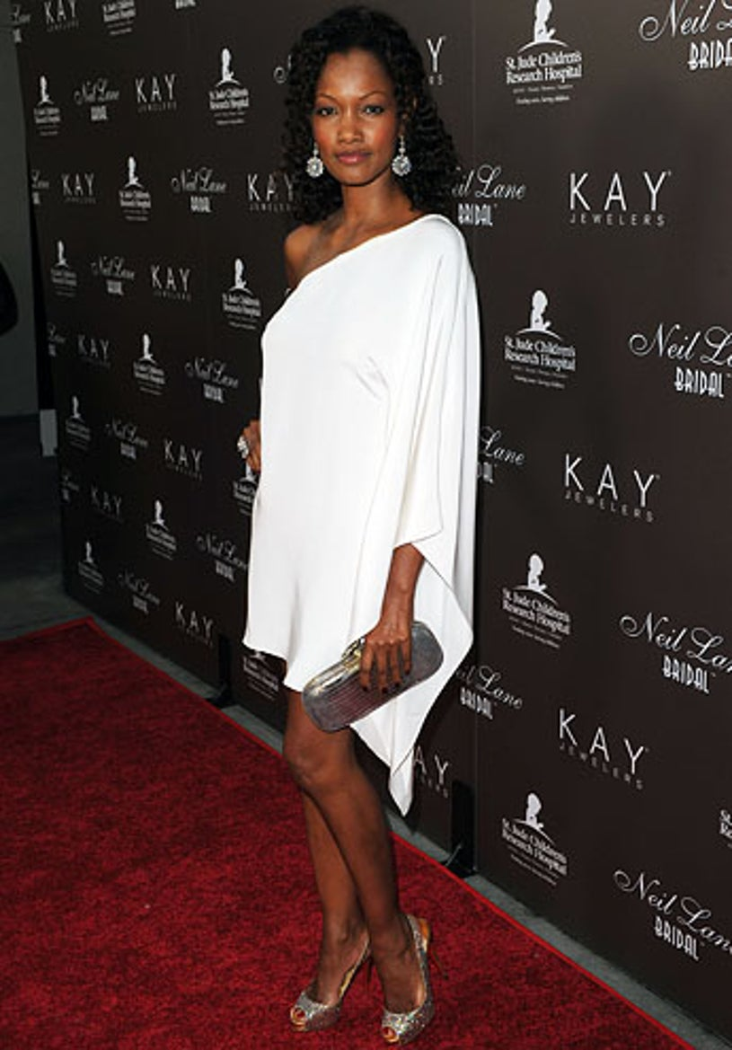 Garcelle Beauvais-Nilon - Neil Lane's debut of his new bridal collection with Kay Jewelers, July 22, 2010