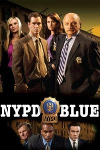 NYPD Blue as Ilya