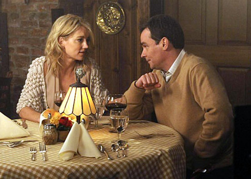 "House - Season 6 - ""Knight Fall"" - Cynthia Watros, Robert Sean Leonard"