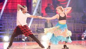 Exclusive _Dancing_ Photos! Behind the Scenes of Willow's Biggest Week Yet!