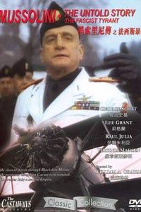 Mussolini: The Untold Story as Edda Mussolini-Ciano