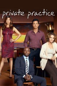 Private Practice as Mason Warner