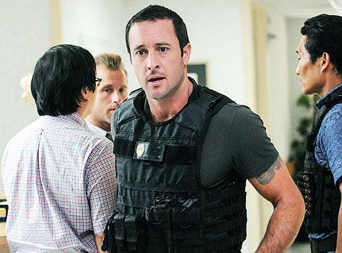 "Hawaii Five-0 - Season 3 - ""Aloha. Malama Pono"" - Masi Oka, Scott Caan, Alex O'Loughlin and Daniel Dae Kim"