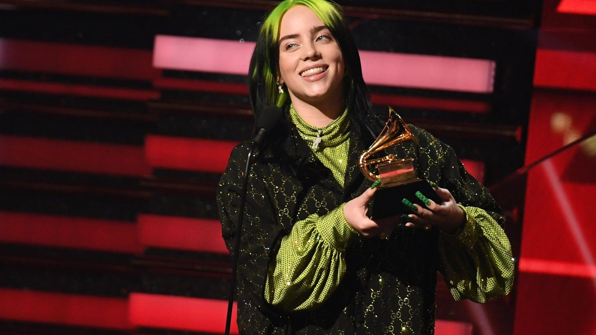 Billie Eilish, 62nd Grammy Awards