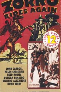 Zorro Rides Again as Carter
