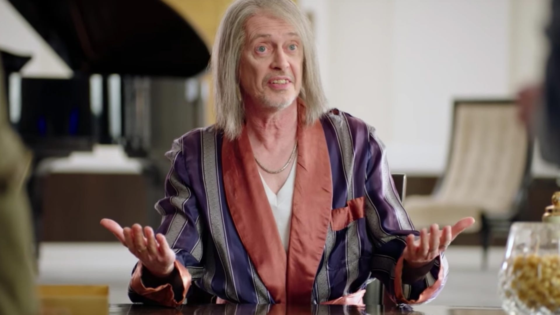 Steve Buscemi, Miracle Workers