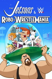 The Jetsons and WWE: Robo-Wrestlemania as George Jetson/Mr. Spacely
