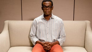 William Jackson Harper Paused His Meeting With a Dog Psychic To Give Us This Emmy Nomination Reaction