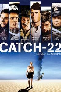 Catch-22 as Gen. Dreedle's WAC