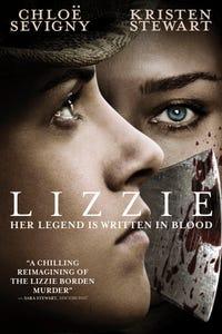 Lizzie as Bridget Sullivan
